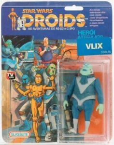 Vlix Action Figure