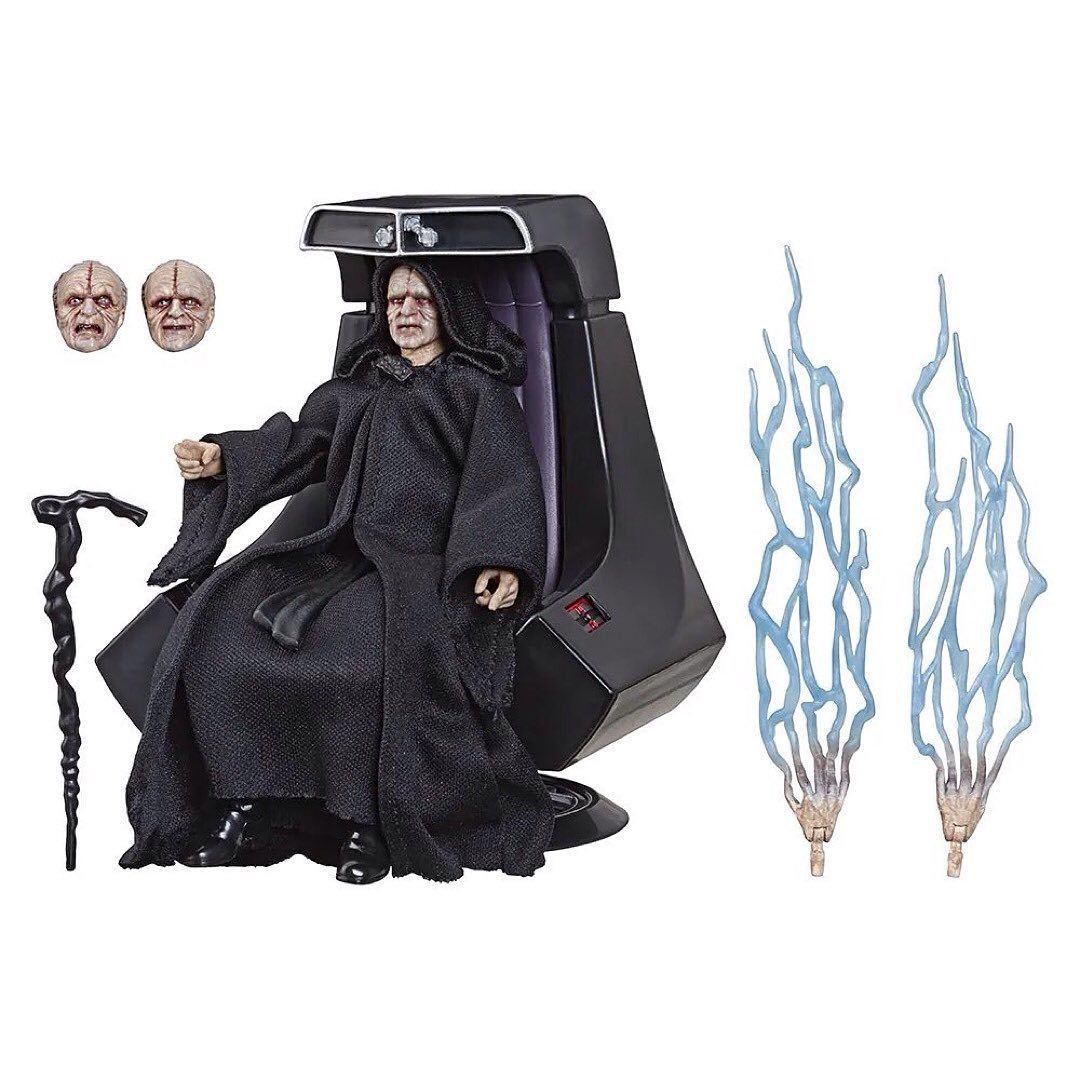 Top 10 Coolest Star Wars New Toys From Hasbro 2019 Star Wars Universe
