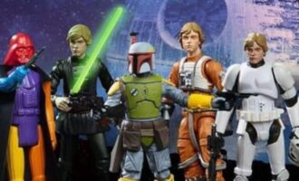 5 Action Figures released by Hasbro in 2019