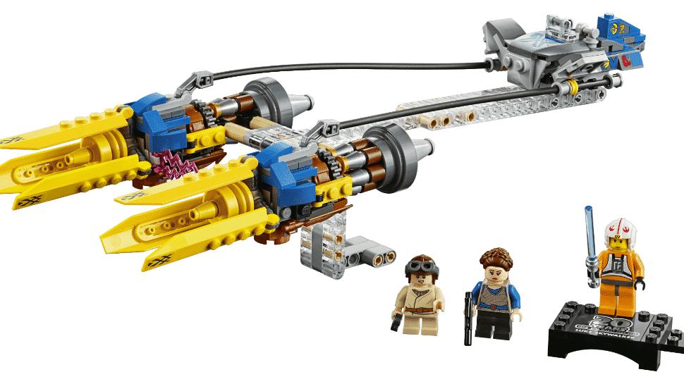 75258 Anakin's Podracer set