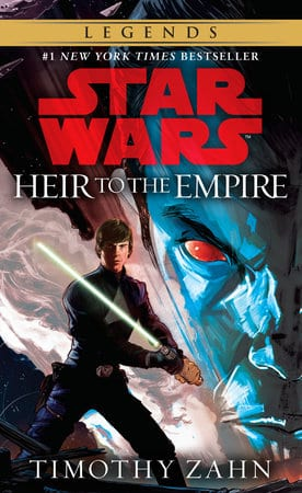 Heir to the Empire cover book