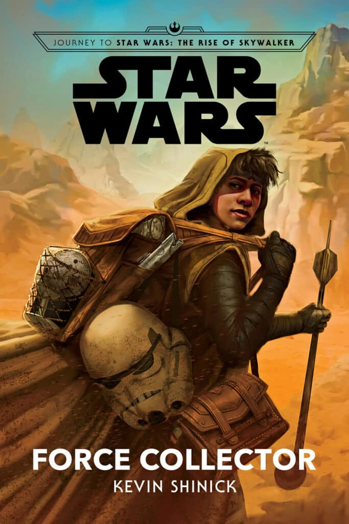Journey to Star Wars The Rise of Skywalker Force Collector cover book