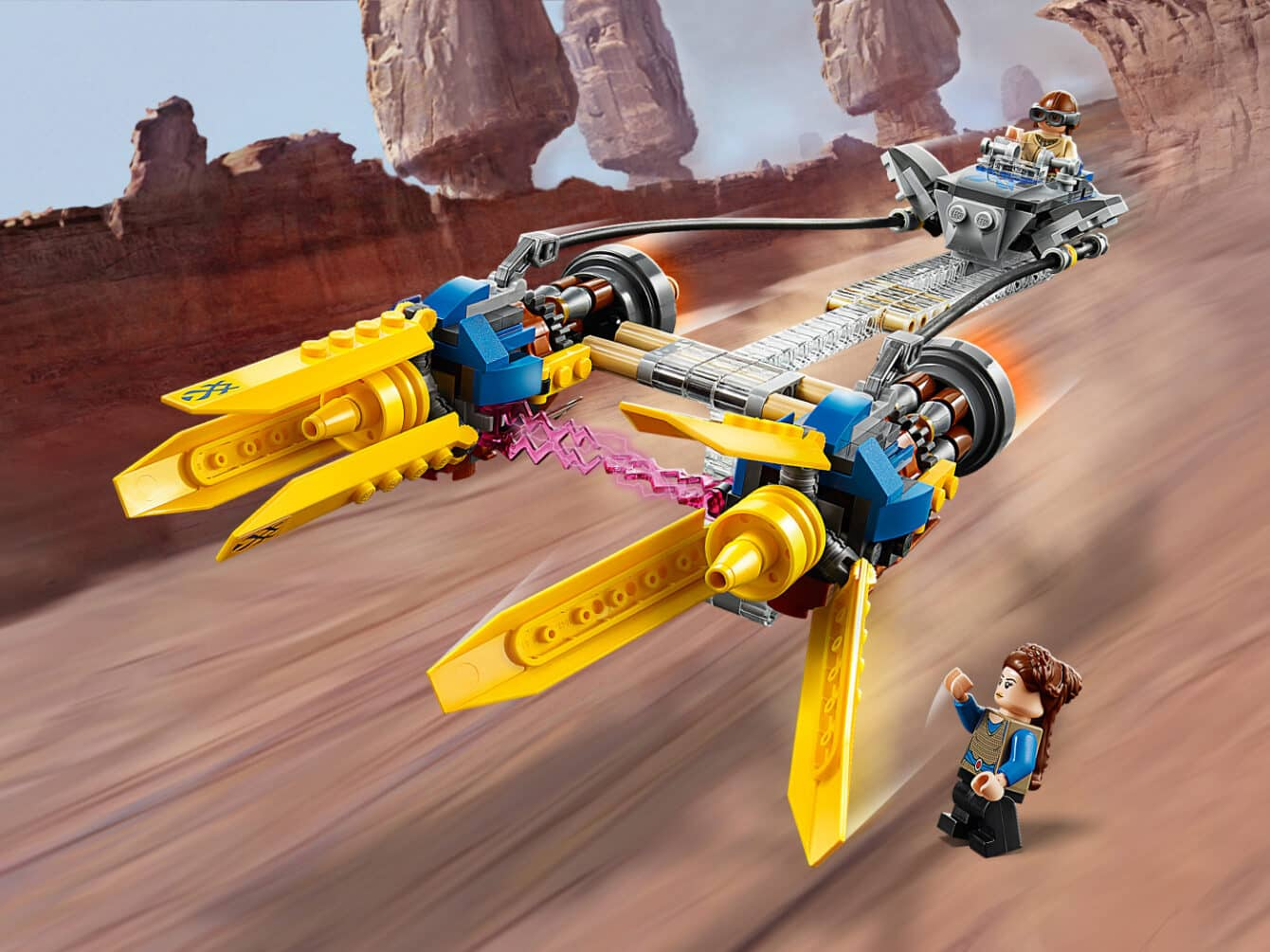 LEGO 75258 Anakin Podracer 20th anniversary review