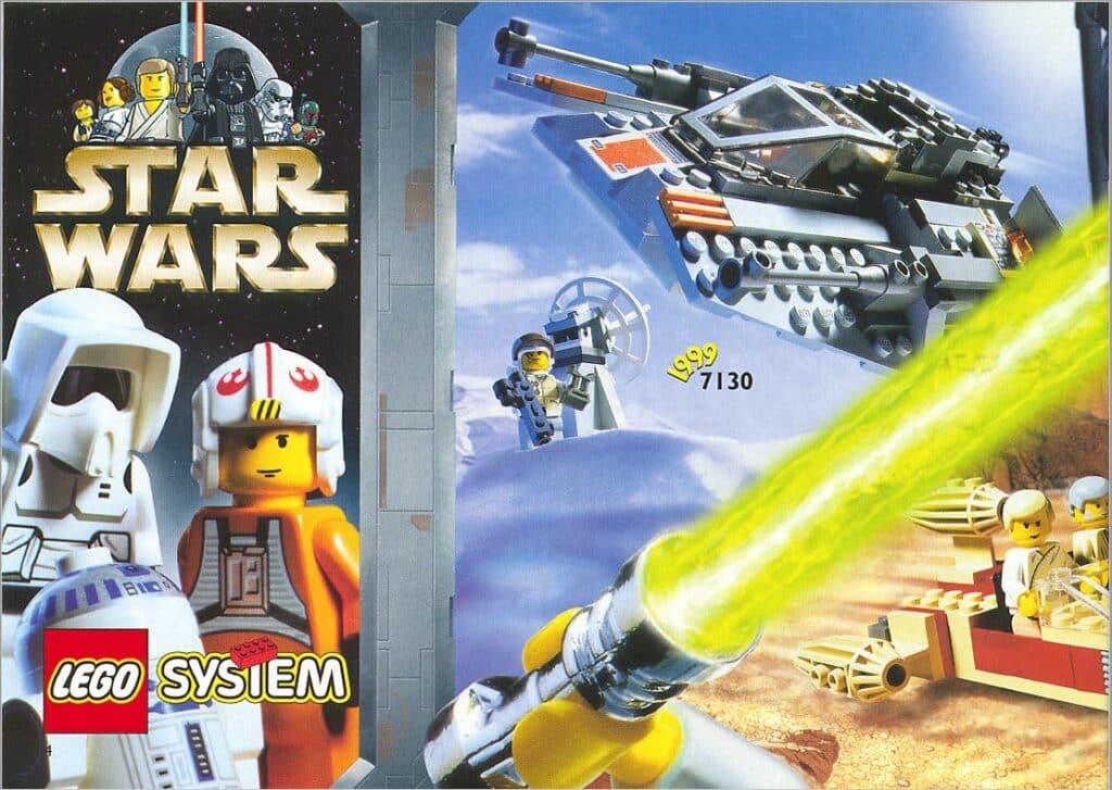 1999 Lego catalog page