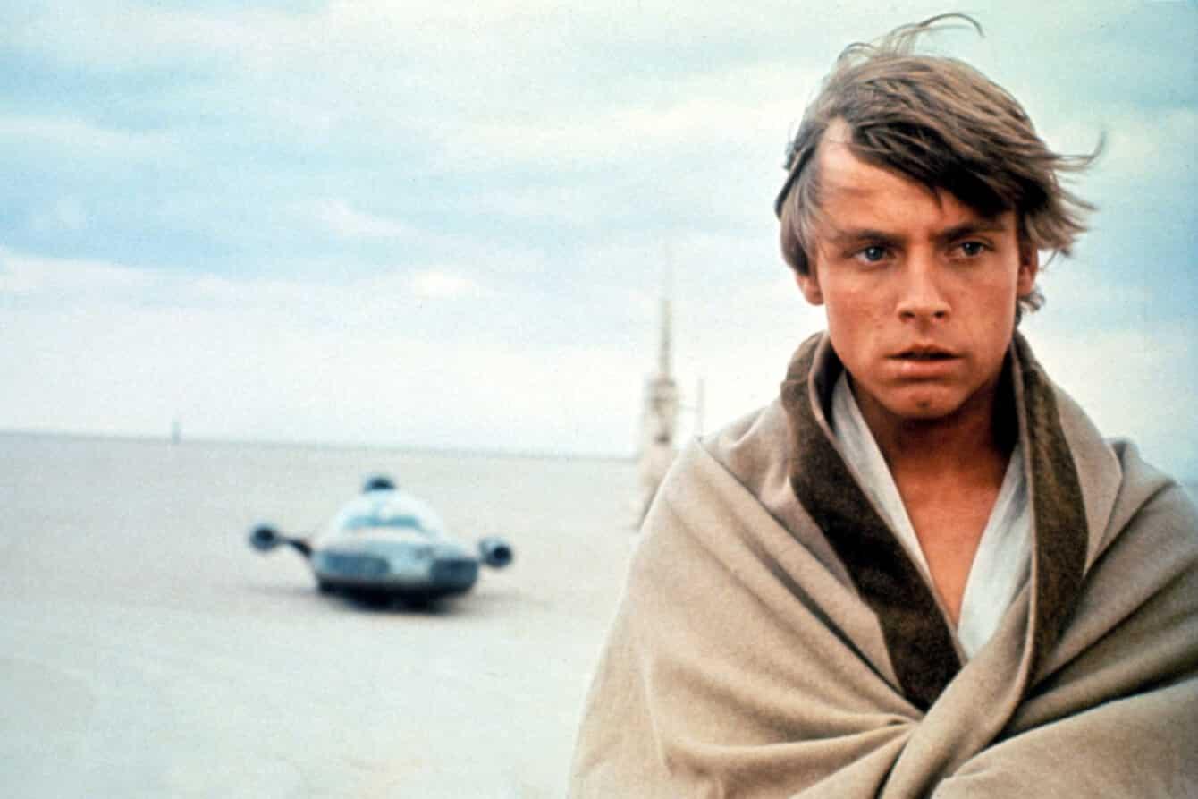 Luke Skywalker origins in planet Tatooine