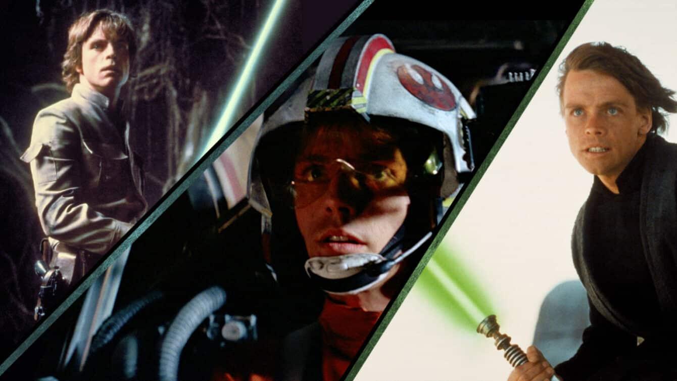 Luke Skywalker best moments
