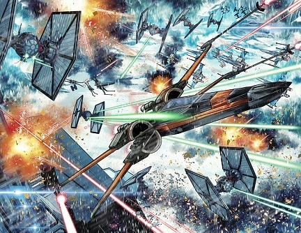 Page 4 from Phasma comic book