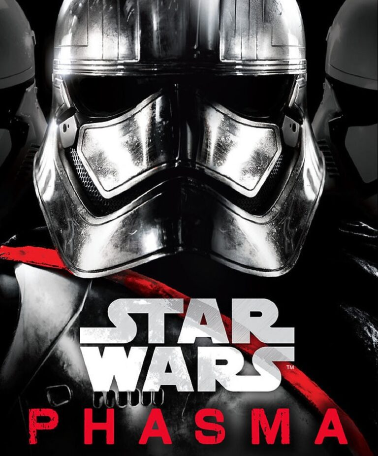 Star Wars Phasma cover book