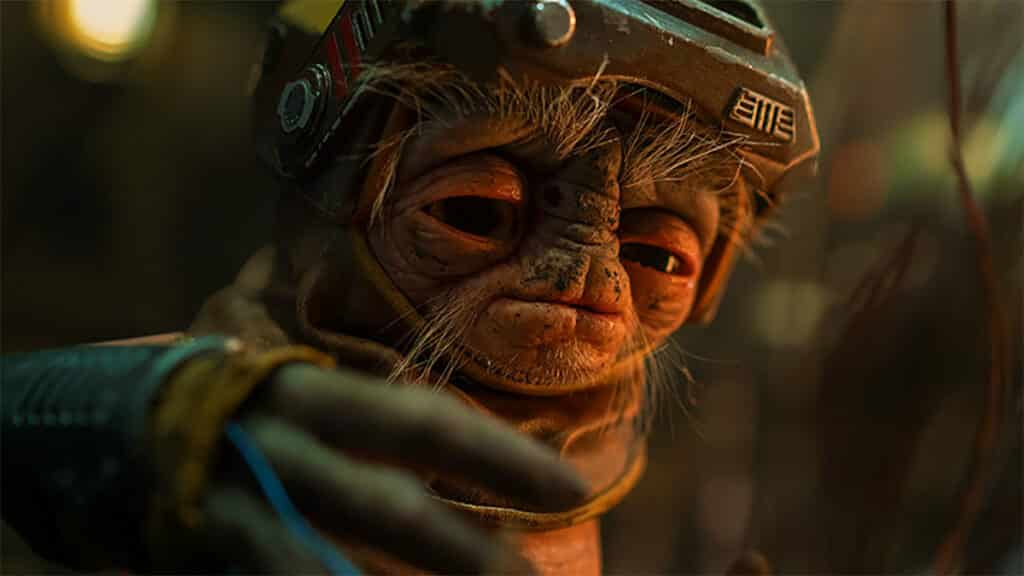 Star Wars Episode IX-The Rise of Skywalker Babu Frik image