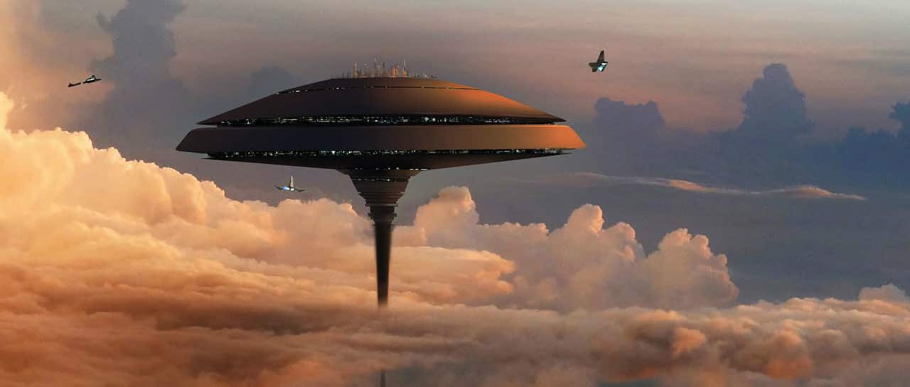 city of the clouds the most important city on the planet bespin.