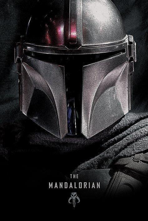 Third The Mandalorian official poster
