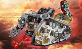 All About LEGO Star Wars Master Building Series