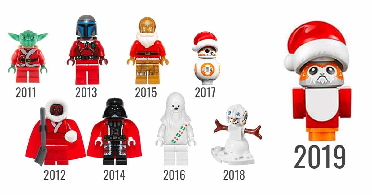 All The LEGO Star Wars Advent Calendars For This Christmas