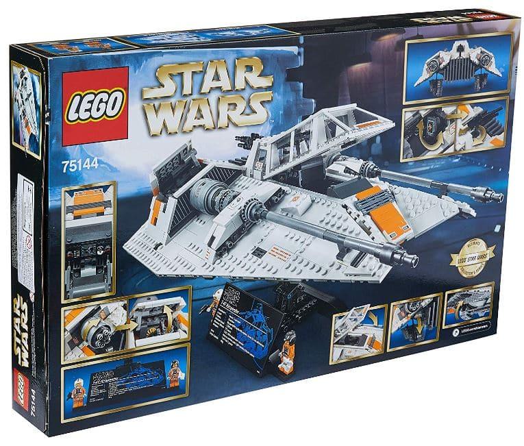 LEGO STAR WARS 75144 Snowspeeder UCS box 2