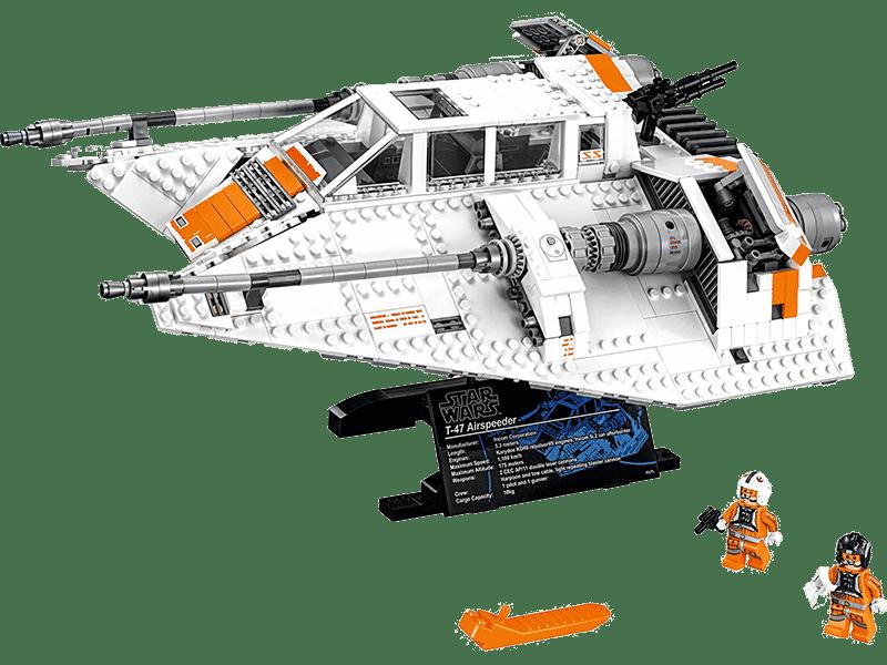 LEGO STAR WARS 75144 Snowspeeder UCS set