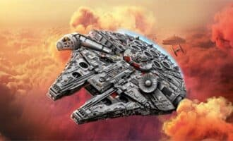 LEGO Star Wars 75192 Millennium Falcon UCS