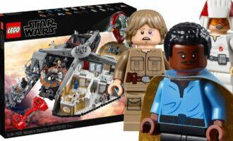LEGO Star Wars 75222 Betrayal at Cloud City 1