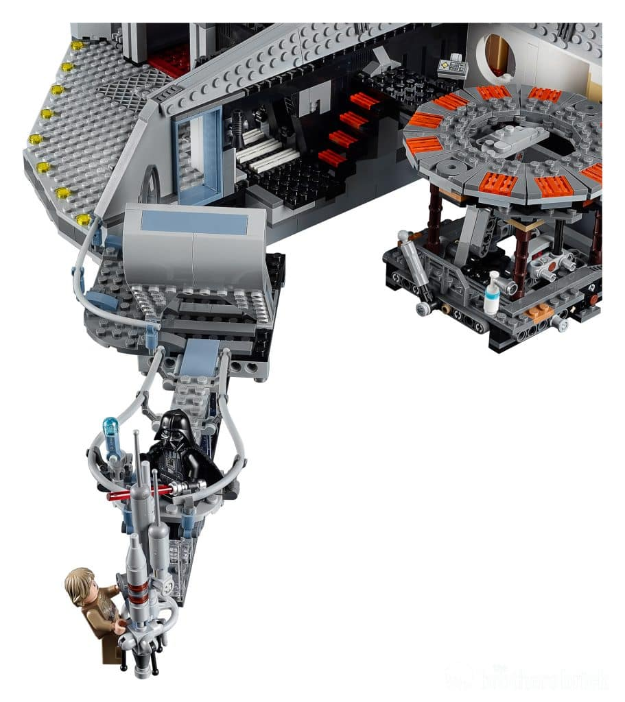 LEGO Star Wars 75222 Betrayal at Cloud City detail 2