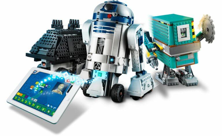 LEGO Star Wars Boost Droid Commander 75253 set
