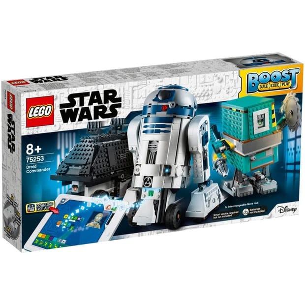 LEGO Star Wars Boost Droid Commander BOX 1