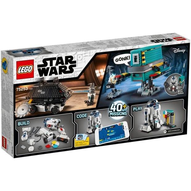 LEGO Star Wars Boost Droid Commander BOX 2
