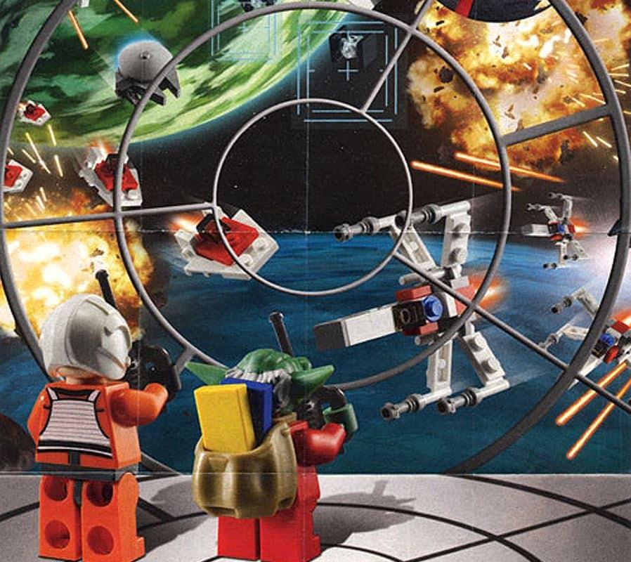 Lego Star Wars Advent Calendar 2011 (7958)