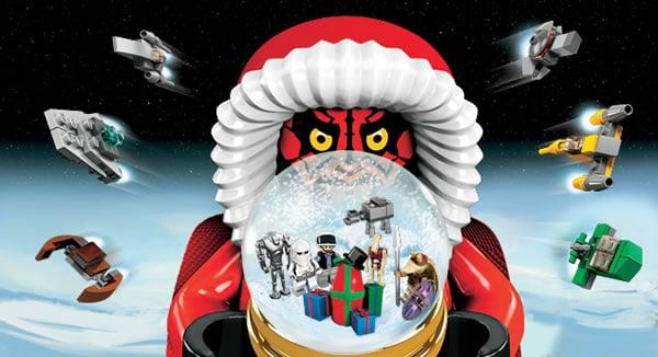 Lego Star Wars Advent Calendar 2012 (9509)