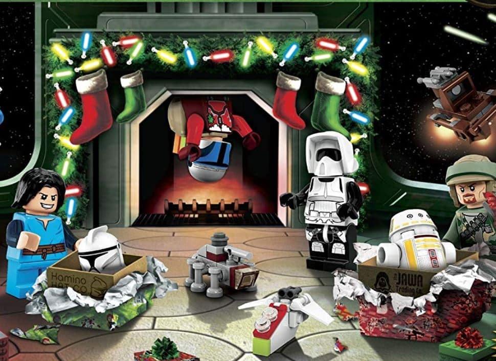 Lego Star Wars Advent Calendar 2013 (75023)