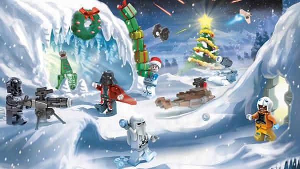 Lego Star Wars Advent Calendar 2014 (75056)