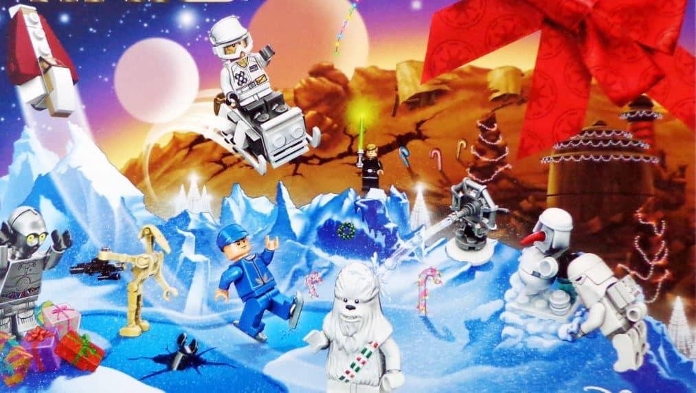 Lego Star Wars Advent Calendar 2016 (75146)