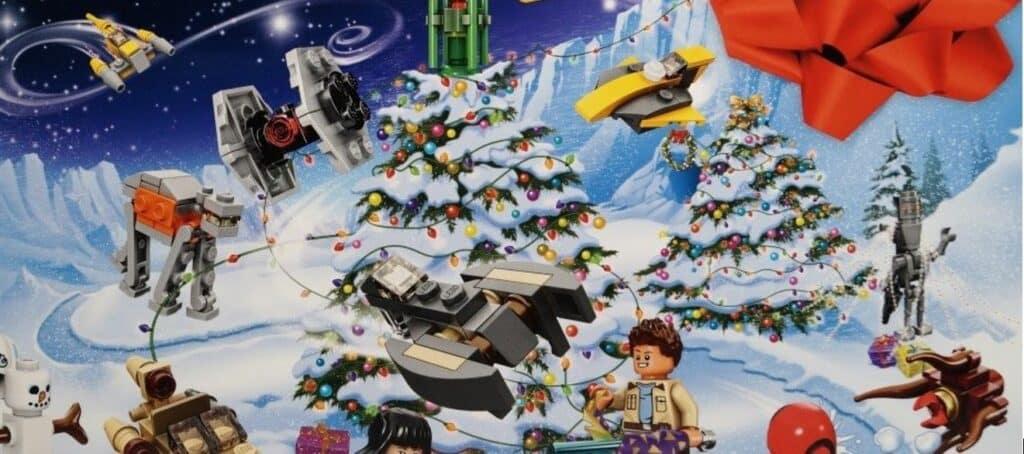 Lego Star Wars Advent Calendar 2018 (75213)