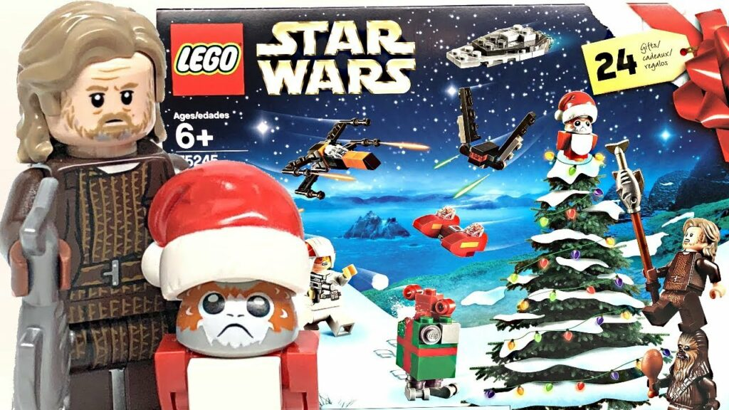 Lego Star Wars Advent Calendar 2019 (75245) banner