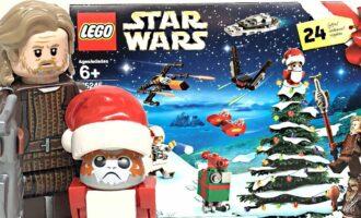 Lego Star Wars Advent Calendar 2019 (75245) banner