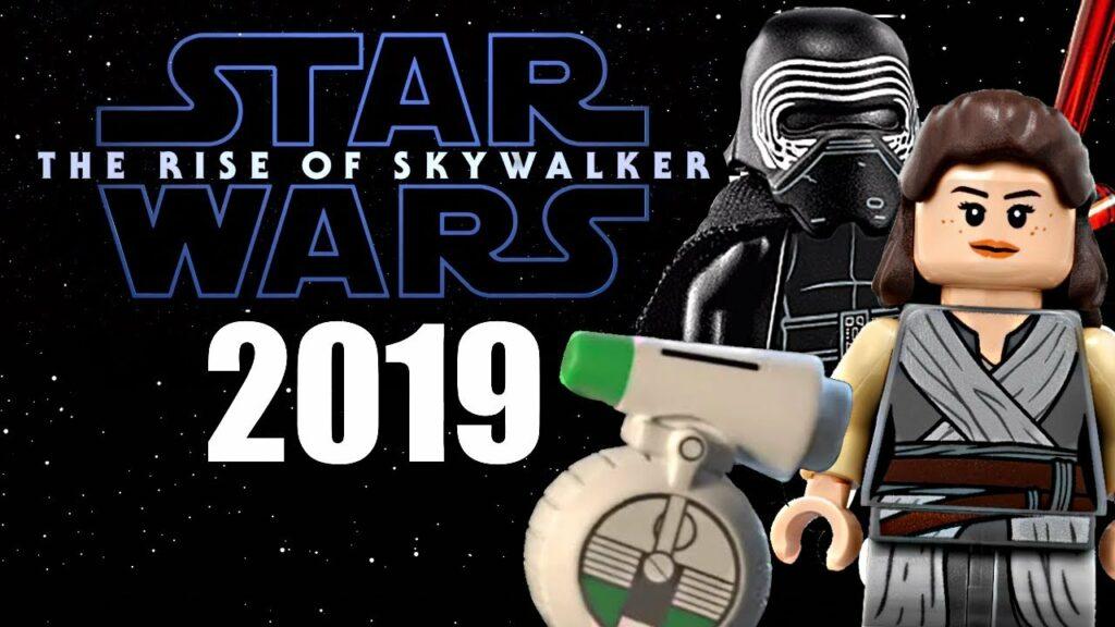 Lego Star Wars the rise of Skywalker sets 2019
