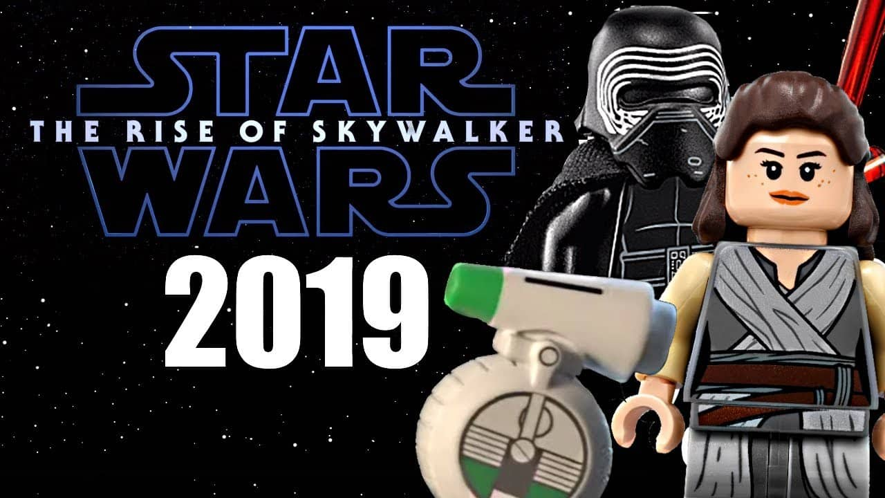 Lego Star Wars The Rise Of Skywalker Sets Review 2019 Star Wars Universe