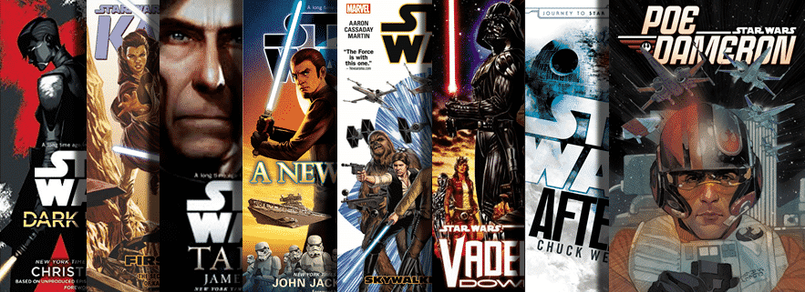 Best Star Wars Novels To Read