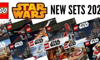 LEGO Star Wars New Releases for 2020 All pictures and info about the new sets